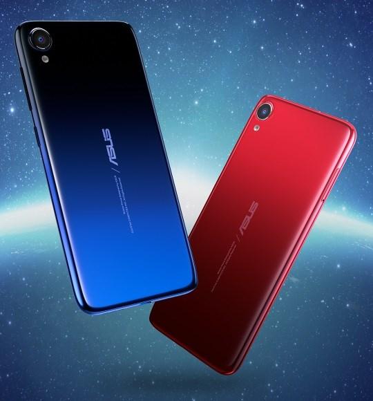 Asus Zenfone Live L2 Pilihan Warna