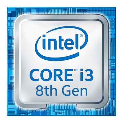 Intel Core i3 8th gen