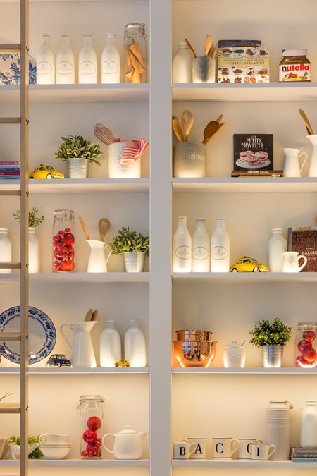 Unconventional Wall shelves